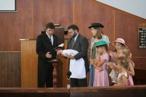 Hilke gedoop - 27 Desember 2009